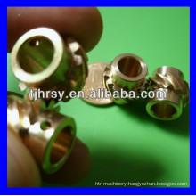 Copper spiral gear, Brass helical gear