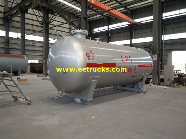 10ton 20000 Litres Propane Aboveground Tanks