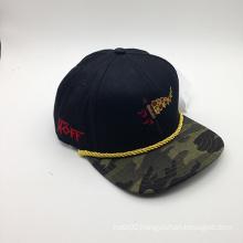 Custom Thread Decorated Snapback Fashion Cap (ACEW148)