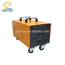 China fornecedores 48 v bateria do sistema solar com carga de telefone