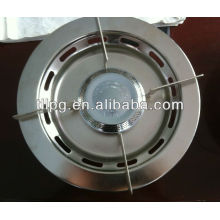 Stainless steel portable indoor steel gas burner or gas cooker for Zimbabwe