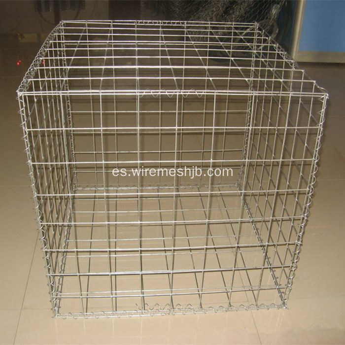 Square Hole Welded Gabion Baskets