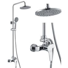 2016 Chine fournisseur cuivre haute qualité ensemble de douche, panneau de douche, colonne de douche