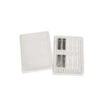Custom Transparent PVC Electronic Plastic Blister Pack Tray