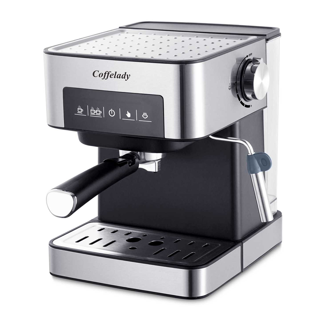 15bar Pump Espresso Machine with Touch Panel