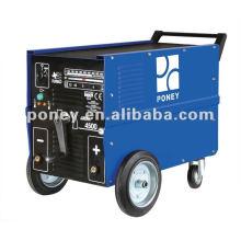 ARC máquina de solda MMA400 alumínio trifásico DC