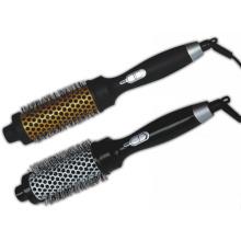 Automatische Hair Curler mit Eisstockschießen Kammer, professionellen Lockenstab Keramik