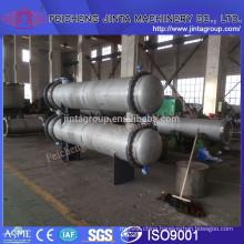 Professional&Newest Titanium Shell Tube Heat Exchanger Equipment Price