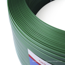 Good Quality Green Pet Plastic Steel Strapping Tape In Packing