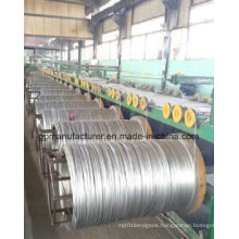 Spring Steel Wire Hot Dipped Galavanized