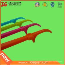 Оптовые многоразовые зубные палочки для чистки зубов Floss Pick Pick