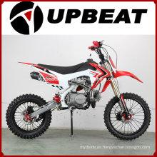 Upbeat 125cc Pit Dirt Bike (CNC triple, buenas partes)