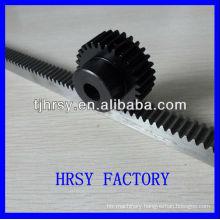 Pinion and gear racks 0.5M/1M/1.5M/2M/2.5M