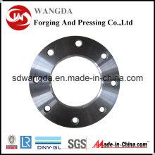 DIN2631 Pn25 6 pulgadas acero inoxidable forjado placa brida