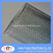Galvanized Square Wire Mesh/electro galvanized square wire mesh for construction