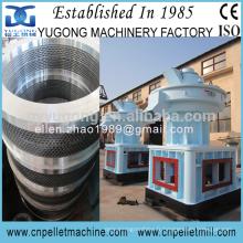 Machine à granulés de fibre de coco 1500kg / h Cap