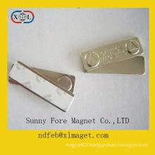 NdFeB Magnet name tag badge