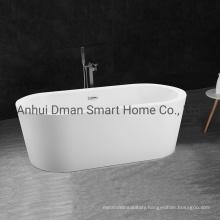 Acrylic Freestanding Bathtub for Home Use