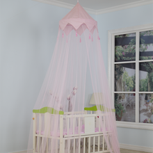 2020 TC Baby Conical Tassel Mosquito net