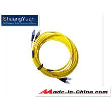 G652D FC Duplex Sm Fiber Optic Patch Cord