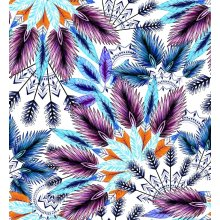 Fashion Swimwear Fabric Digital Printing Asq-062