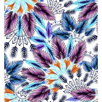 Fashion Swimwear Fabric Digital Printing Asq-062