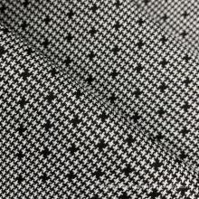 Hound Tooth Check Jacquard Fabric