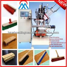 Máquina automática de fabricación de escobas de madera CNC