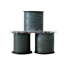 double coated high reflective thread yarn for weaving