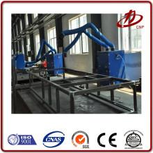 Kartuschen-Filtrationssystem tragbares Schweißen Dunstabzug