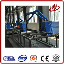 Easy moving the mobile welding smoke purifier