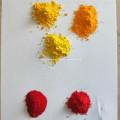 Inorganic Pigment Chrome Yellow  For Plastic
