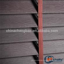 Contraplacas de fita de escada veneziana de madeira russian de madeira