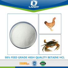 98% FEED GRADE ALTA CALIDAD BETAINE HCL