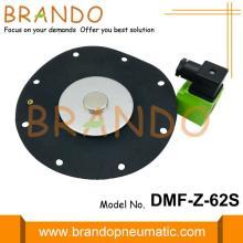 Le collecteur de poussière d'industrie partie le diaphragme D62 de valve d'impulsion
