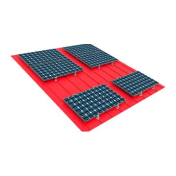Suporte solar telha vitrificada suporte PV