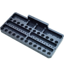 Usinage en plastique usiné par précision de précision et pièces de rotation
