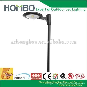 Hersteller Parkplatz Beleuchtung CE RoHS UL DLC 20W ~ 50W Cob moderne LED Gartenleuchten