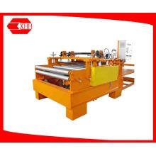 Machine d'aplatissement métallique avec dispositif de coupe (FCS2.0-1300)