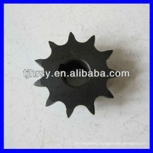 Tapered bore sprocket