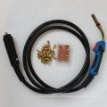 24KD Gás Refrigerado Euro Conector Mig Tocha De Soldagem Da China