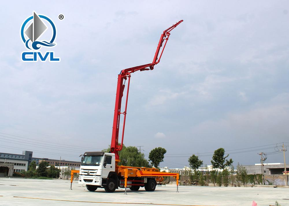 Concrete Pump Truck 2