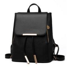 Nouveau sac à dos élégant à la main à la grille à la main