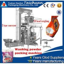 TC-420AZ Pulverpackung, Milchpulver / Kaffeepulver / Waschpulver Verpackungsmaschine