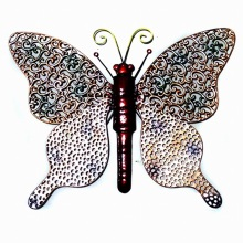 Antique Garden Wall Art Metal Butterfly Décoration-46cm