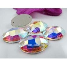 Piedras de cristal para la ropa
