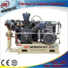 oil-free air compressor by Fan