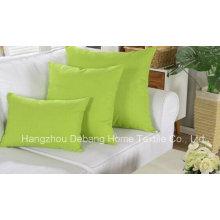 Travesseiros decorativos de microfibra e fibra de poliéster com padrão (MG-ZT001)