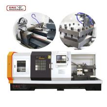 CK61125E High rigidity heavy duty large flat bed horizontal CNC lathe machine price
