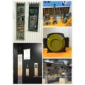 Geared Side Opening Door Goods Elevator with Machine Room
